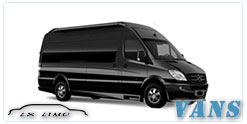 Washington Luxury Van service