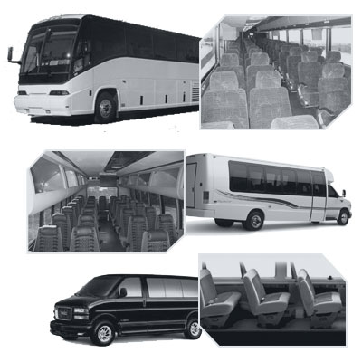 Washington Coach Bus rental