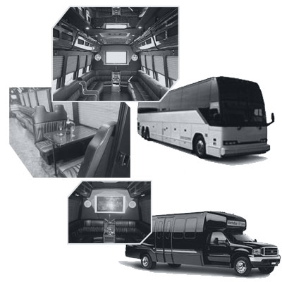 Party Bus rental and Limobus rental in Washington, DC