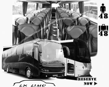 Washington coach Bus for rental | Washington coachbus for hire